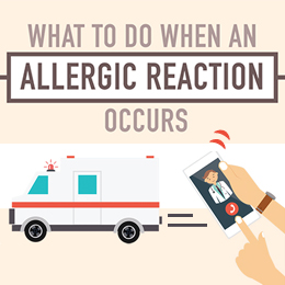 What to Do when an Allergic Reaction Occurs