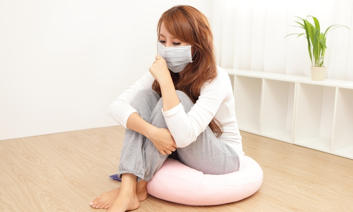 Conditions causing cough - Upper respiratory tract infection