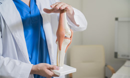 All about knee replacement surgery