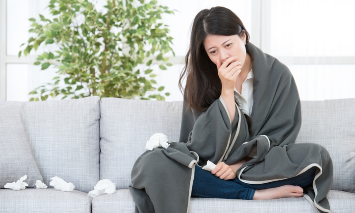 Rhinovirus – common cold