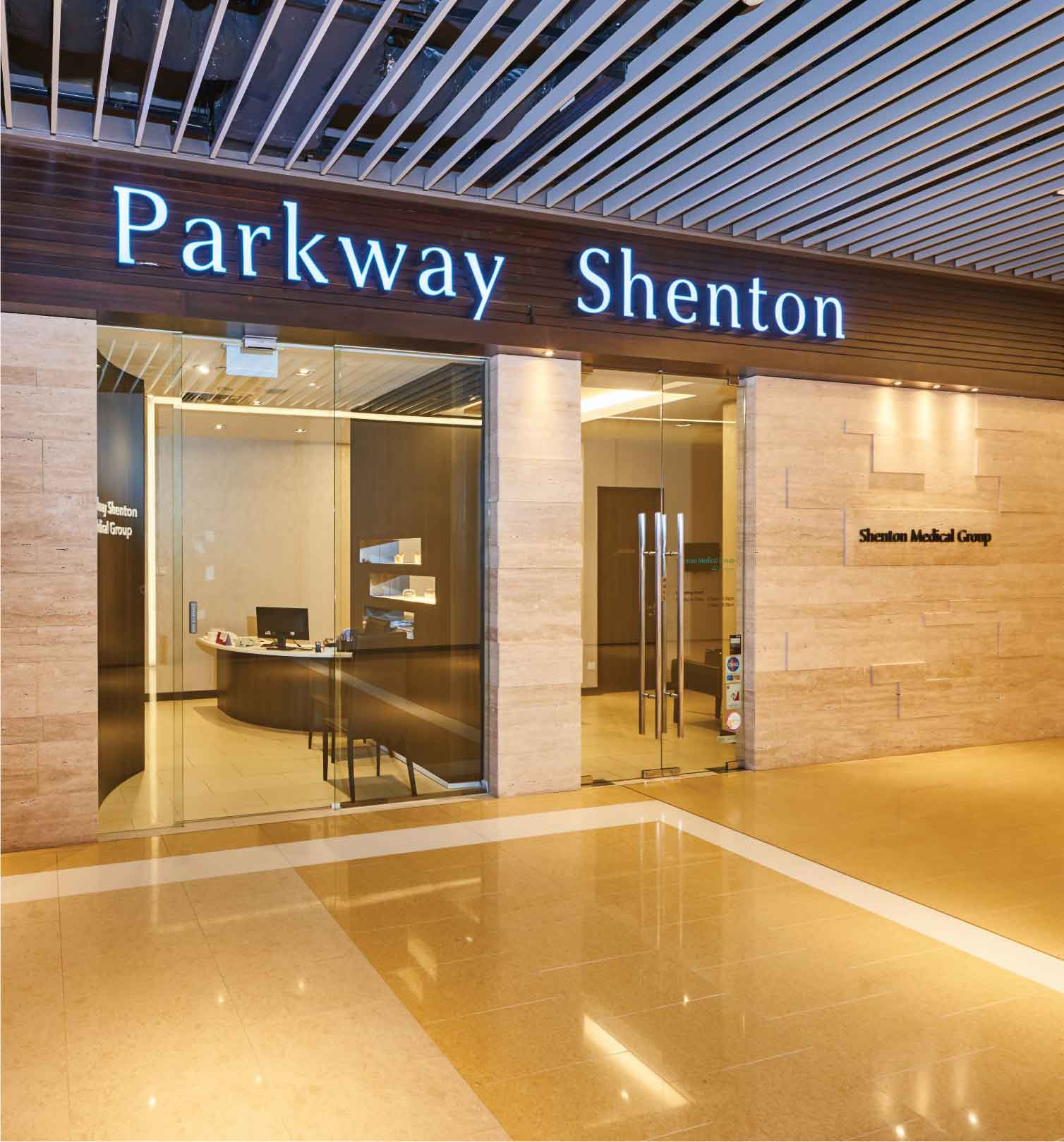 Marina Bay Link Mall - Shenton Medical Group