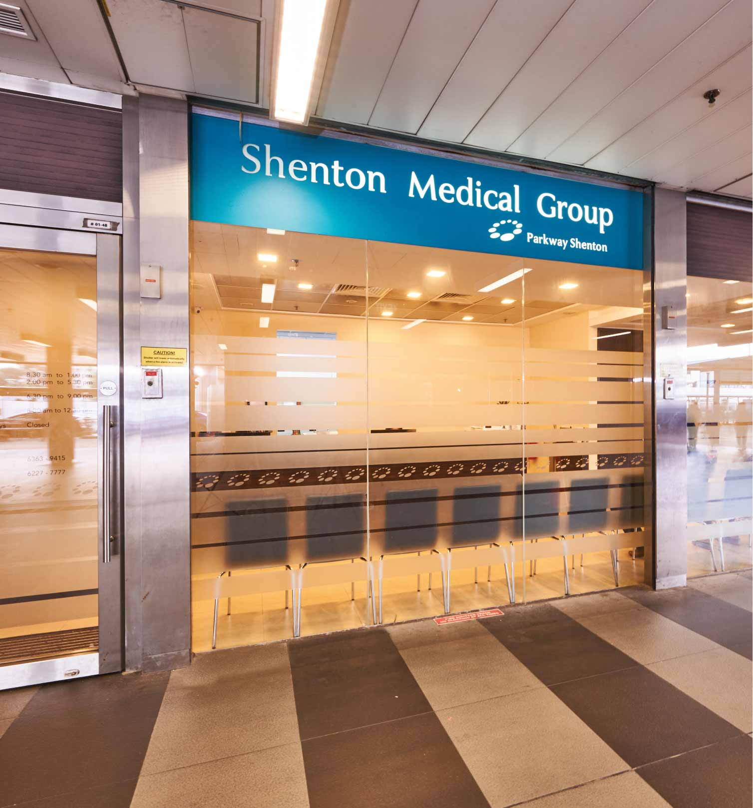 Woodlands MRT - Shenton Medical Group