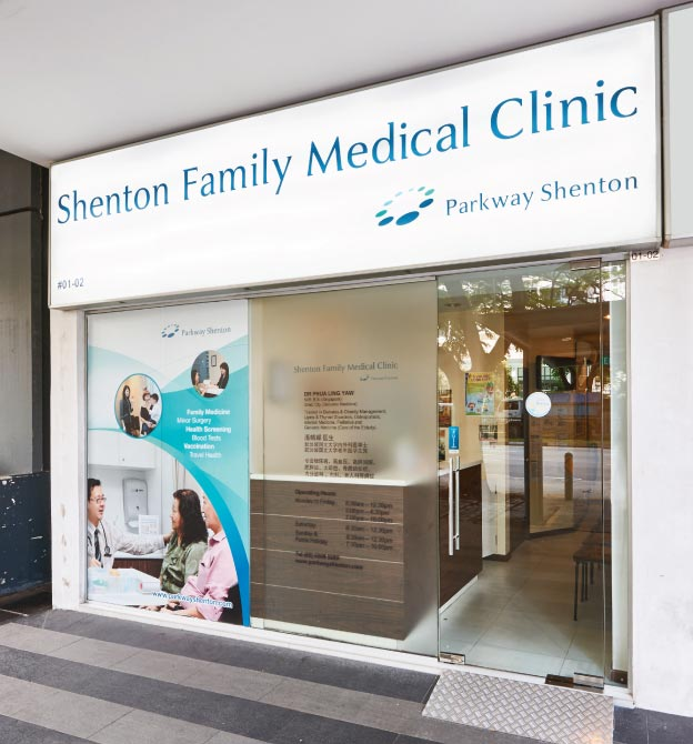 Duxton - Shenton Family Medical Clinic