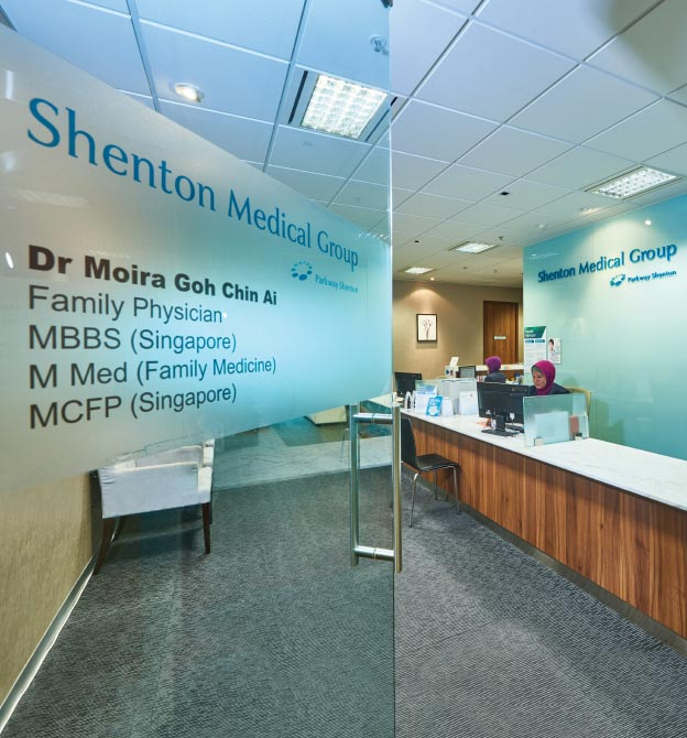One Raffles Quay - Shenton Medical Group
