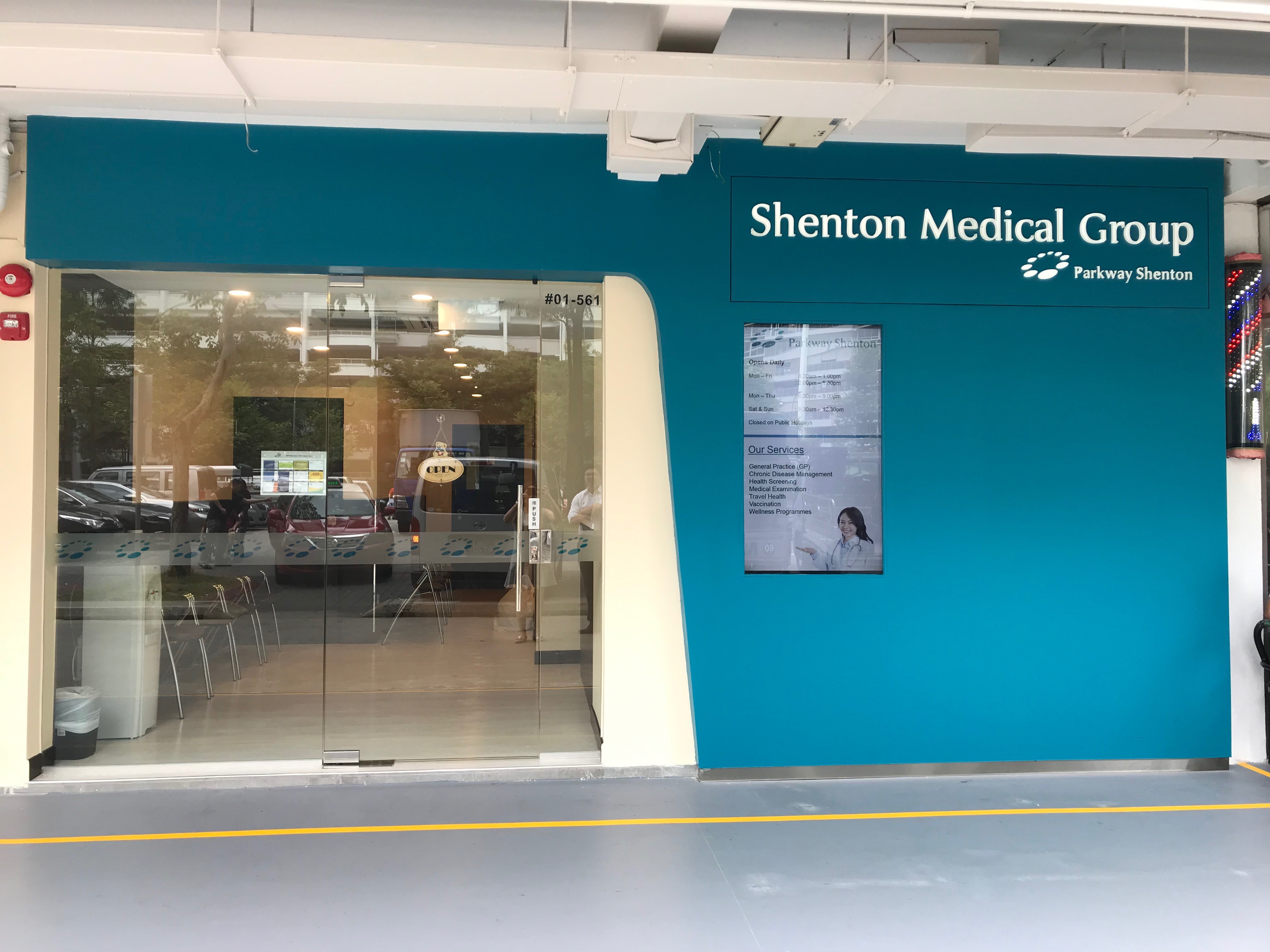 Toa Payoh - Shenton Medical Group