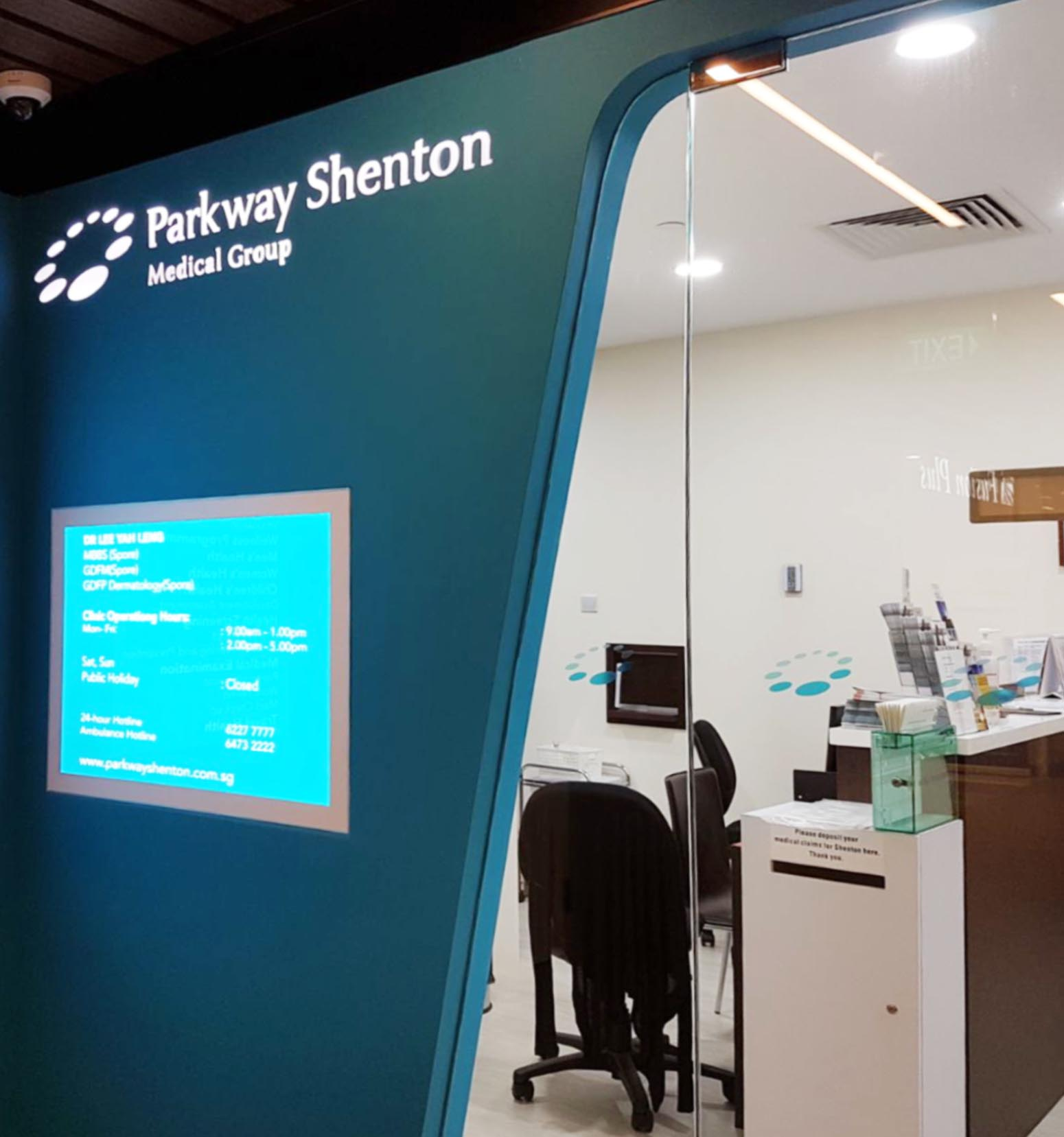 Singapore Post Centre - Shenton Medical Group