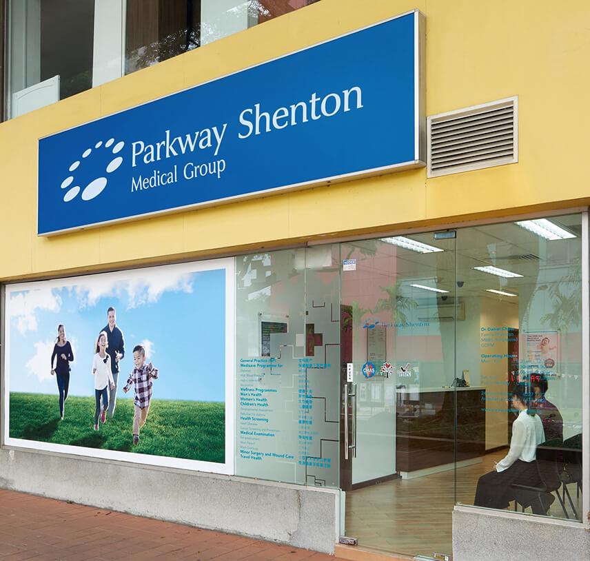Clementi Central - Parkway Shenton Medical Group