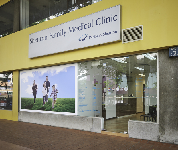 Clementi Central - Shenton Family Medical Clinic