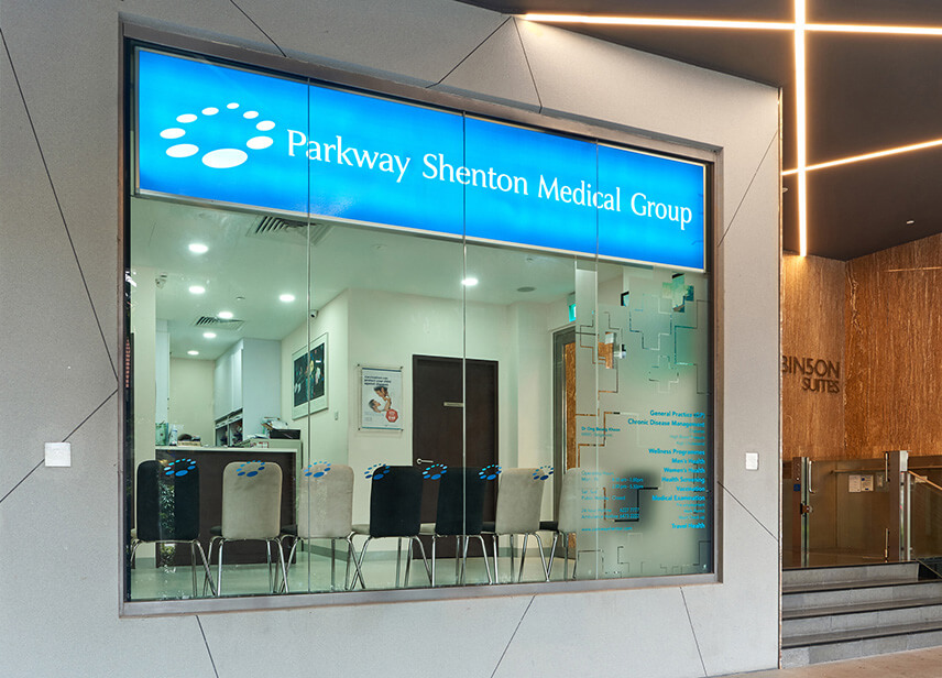 Robinson Road – Shenton Medical Group