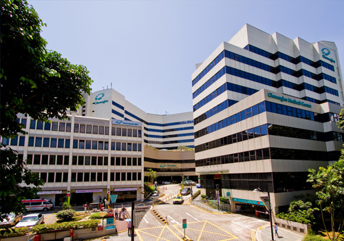 Gleneagles Hospital Singapore