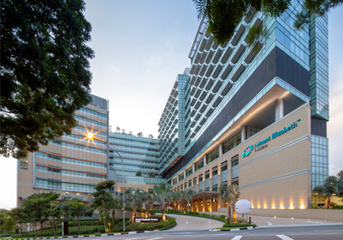Mount Elizabeth Novena Hospital Singapore